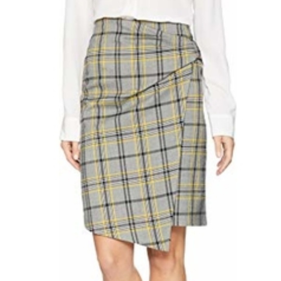 Ellen Tracy Dresses & Skirts - Ellen Tracy Glen Plaid Skirt NWT 12 Petite